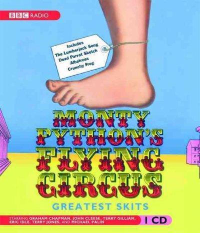 Monty Python's Flying Circus: Greatest Skits (CD-Audio)