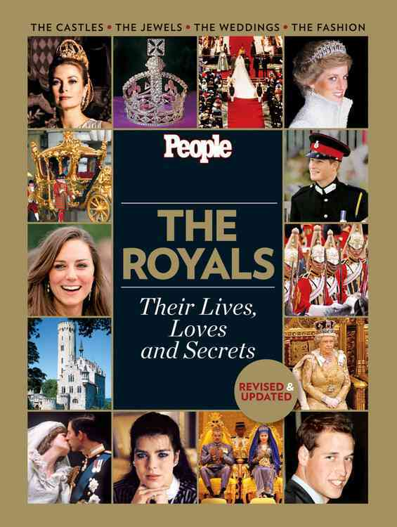 The Royals: Their Lives, Loves, and Secrets (Hardcover)