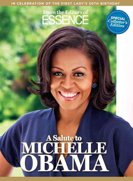 A Salute to Michelle Obama (Hardcover)
