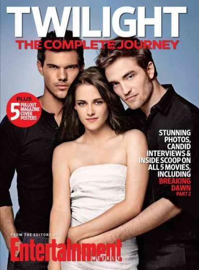 Twilight The Complete Journey (Paperback)