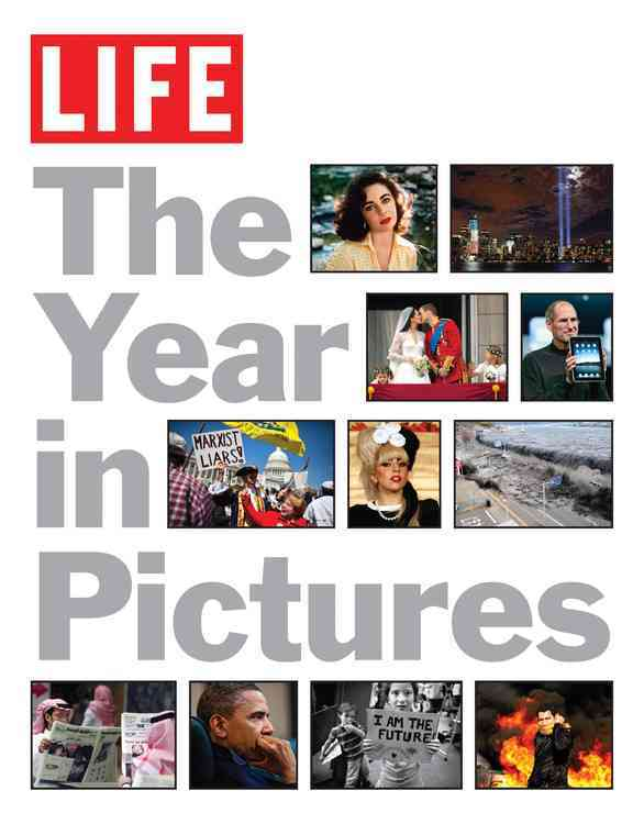 The Year in Pictures (Hardcover)