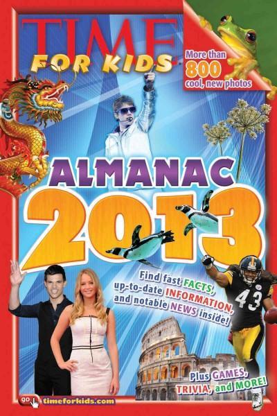 Time for Kids Almanac 2013 (Paperback)