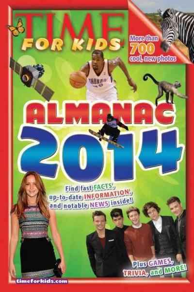 Time for Kids Almanac 2014 (Paperback)