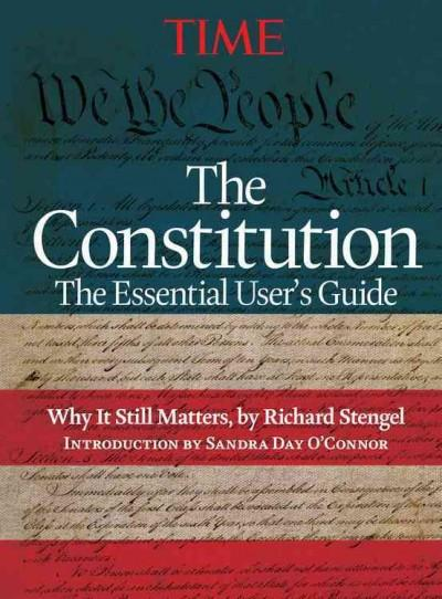 Time the United States Constitution: The Essential Modern Guide Summary (Hardcover)