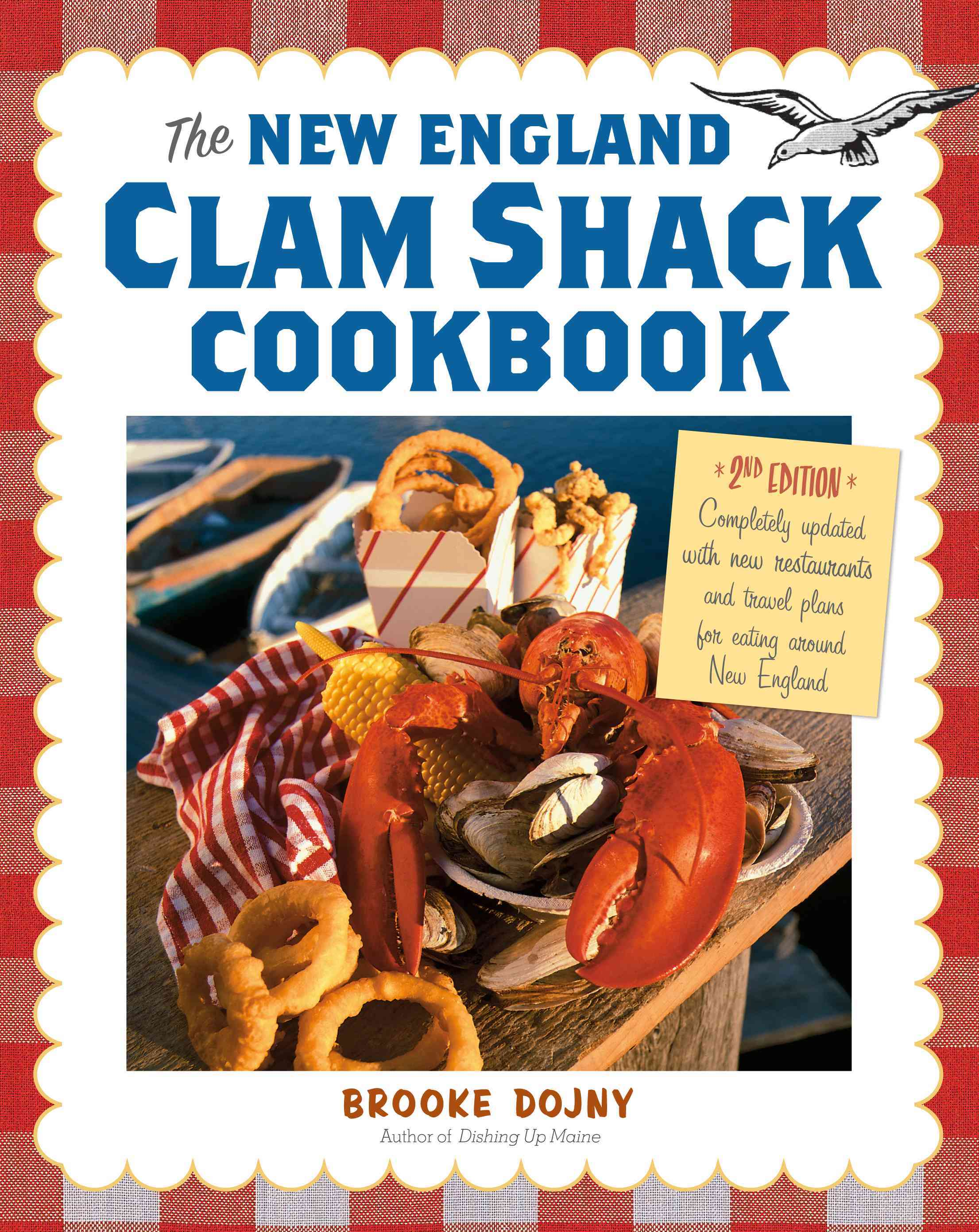 The New England Clam Shack Cookbook (Paperback)