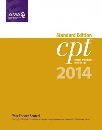 CPT 2014 Standard Edition (Paperback)