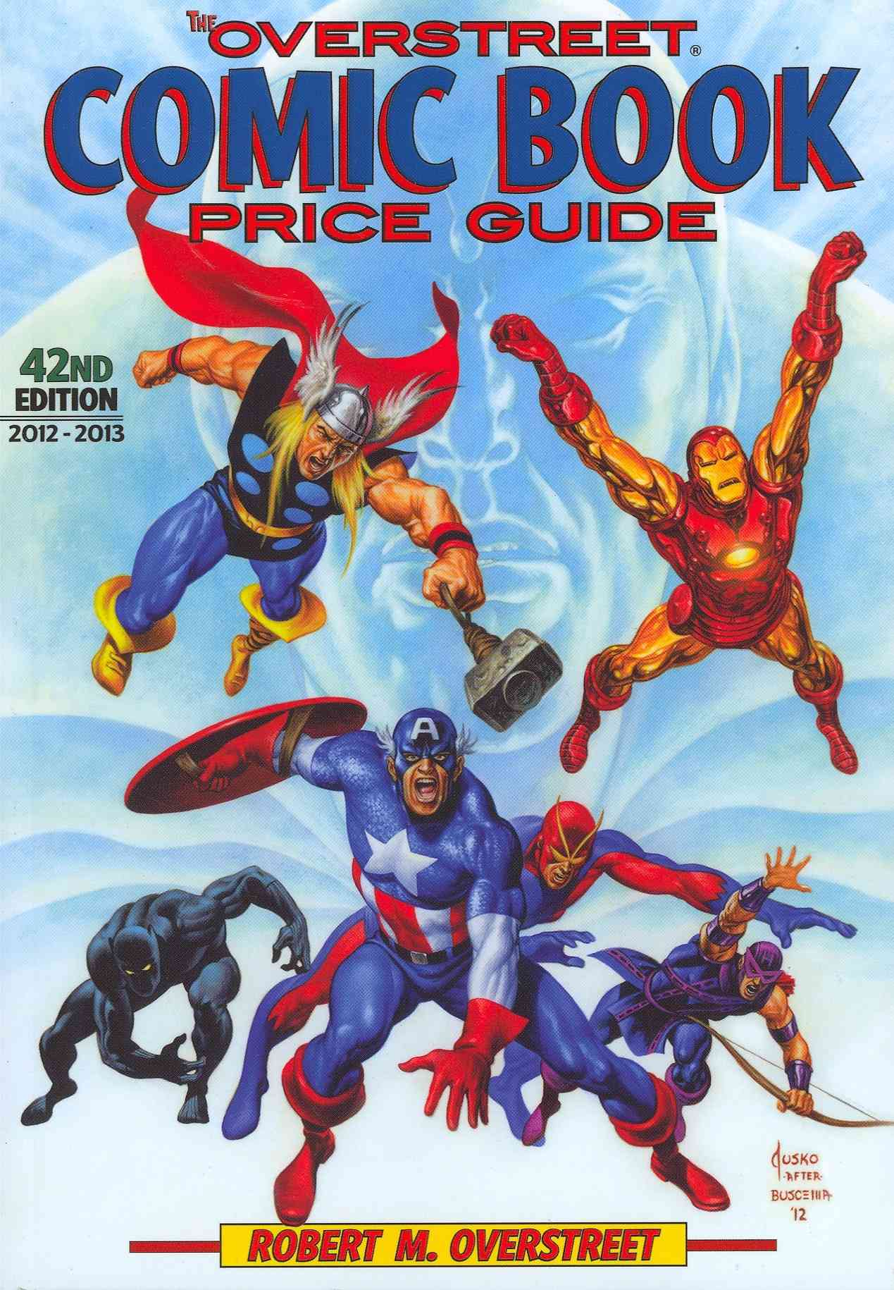 The Overstreet Comic Book Price Guide (Paperback)