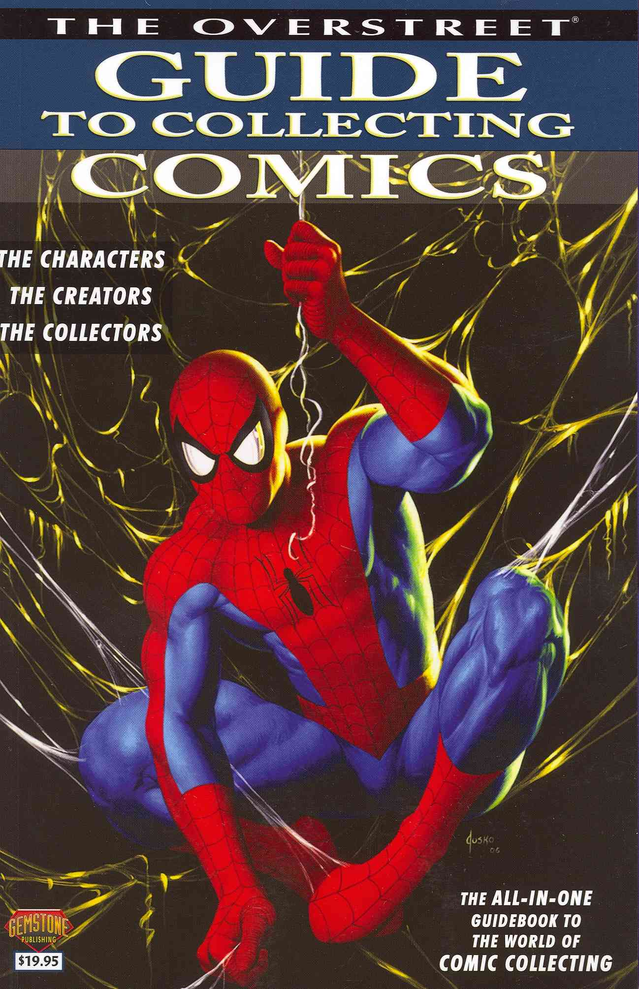 The Overstreet Guide to Collecting Comics (Paperback)