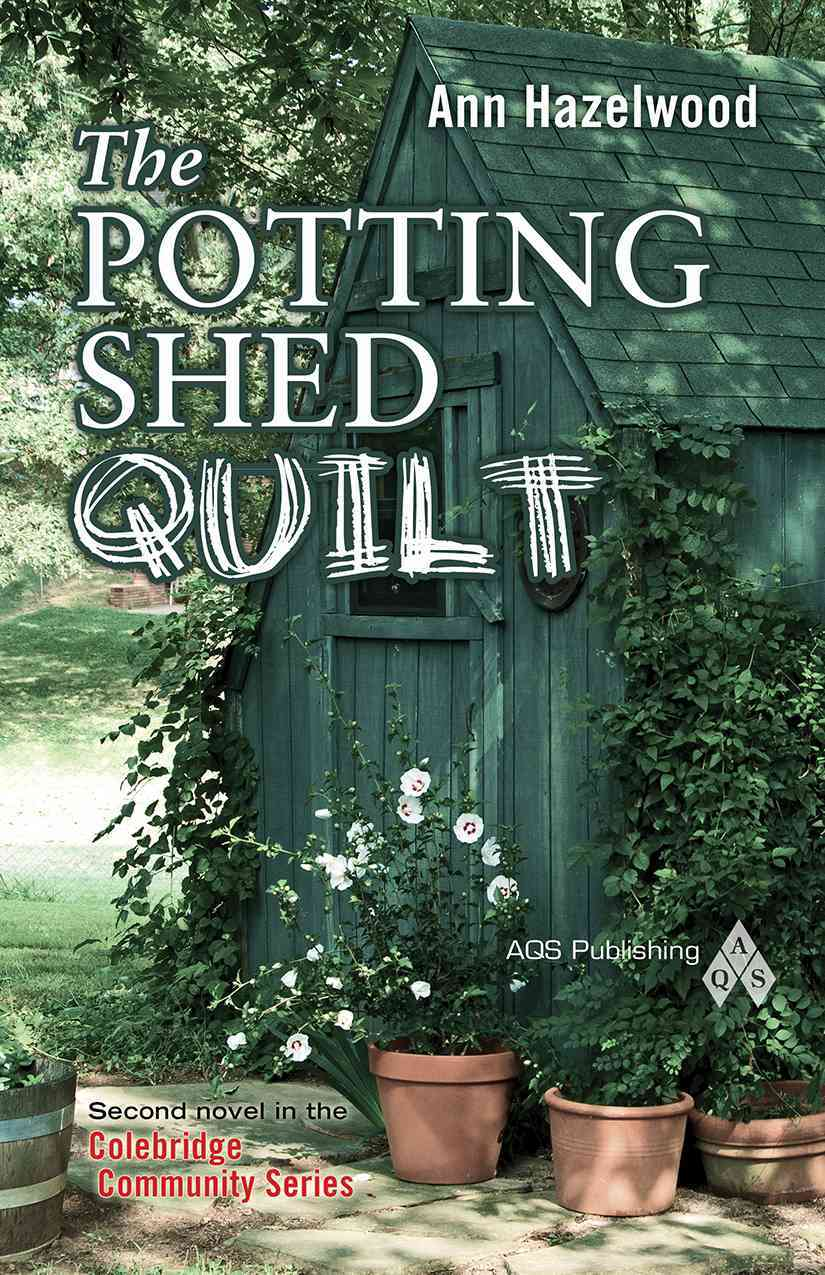 The Potting Shed Quilt (CD-Audio)