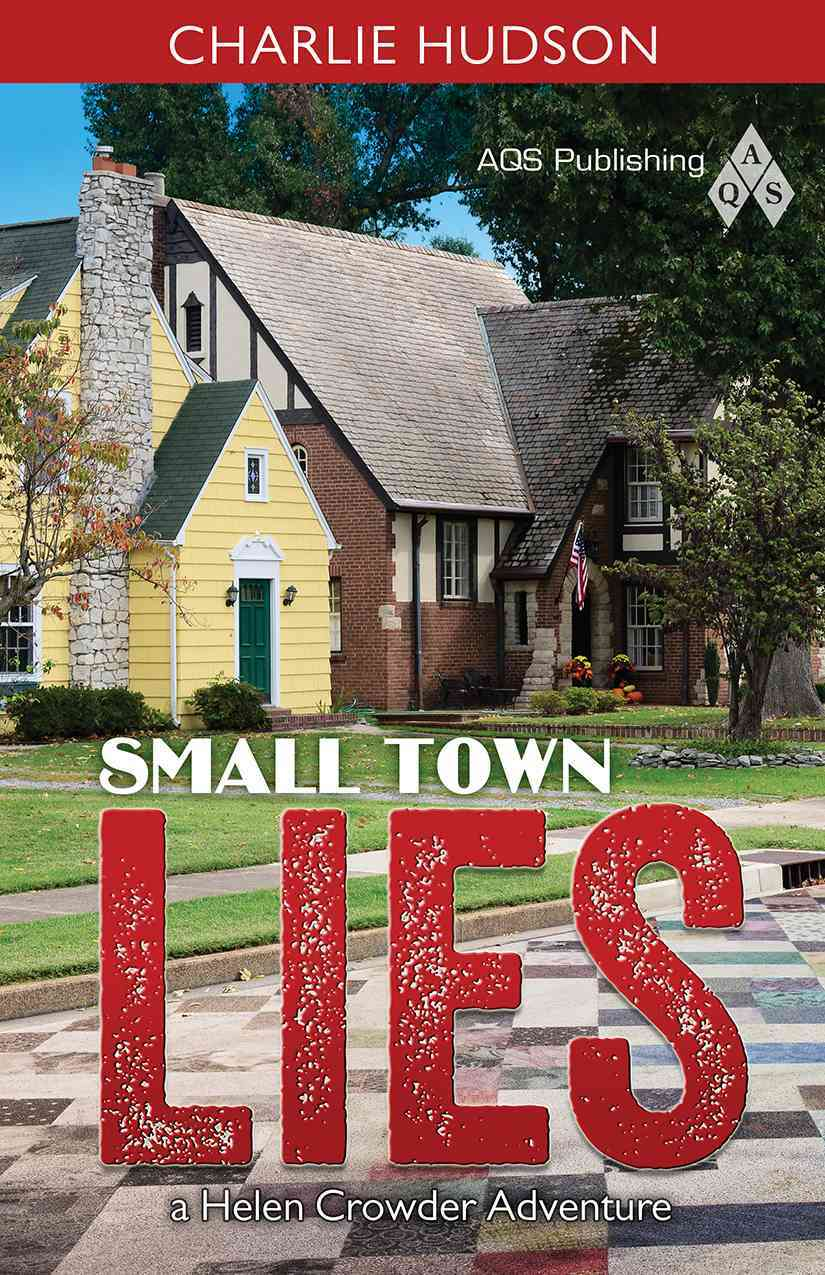 Audio Book of Small Town Lies (Spiral bound)