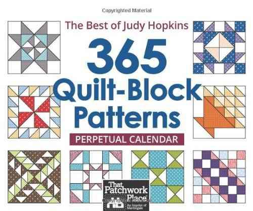 365 Quilt-Block Patterns