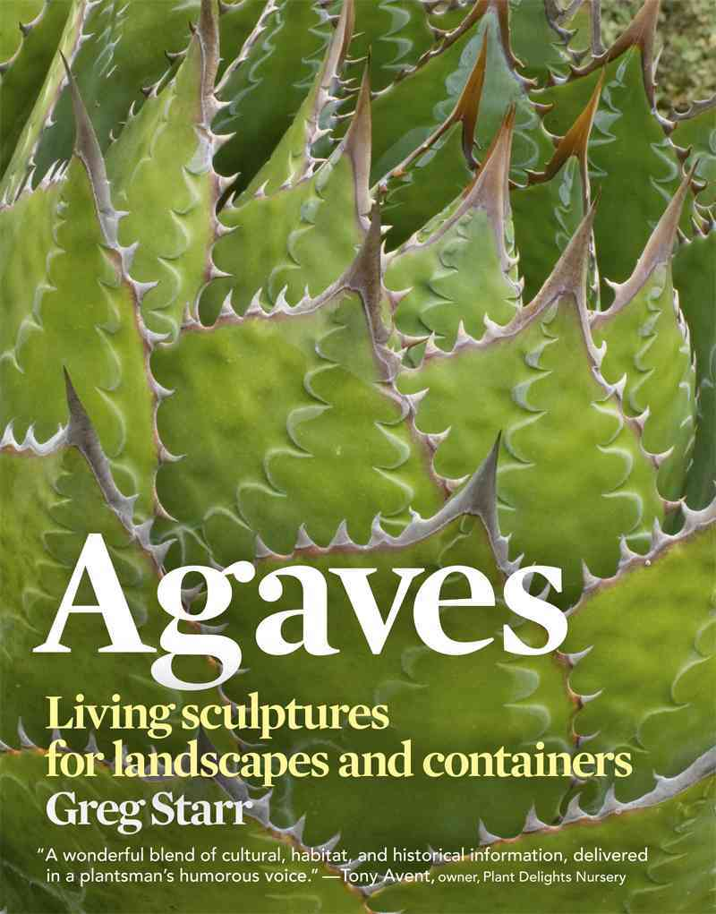 Agaves: Living Sculptures for Landscapes and Containers (Hardcover)