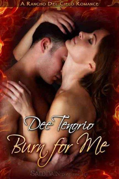 Burn for Me (Paperback) - Thumbnail 0