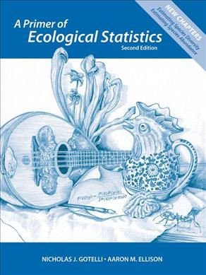 A Primer of Ecological Statistics (Paperback) - Thumbnail 0
