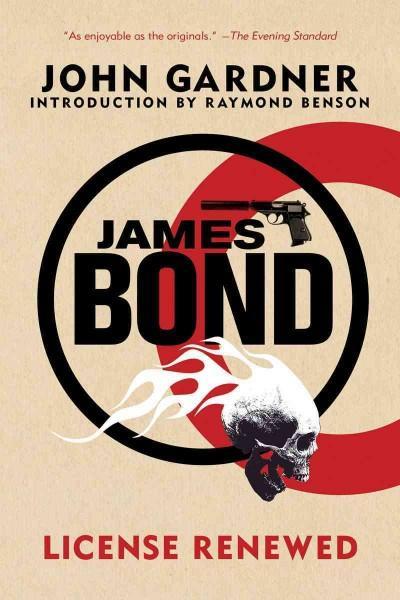 James Bond: License Renewed (Paperback)