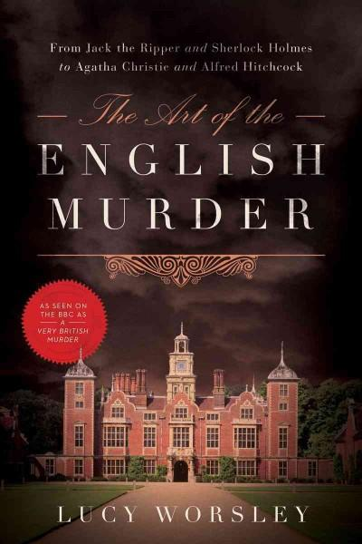 The Art of the English Murder (Hardcover)