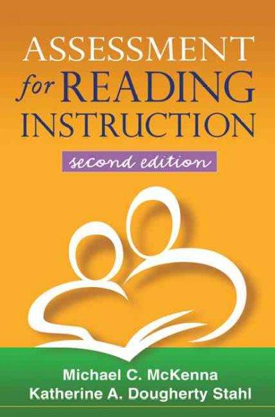 Assessment for Reading Instruction (Paperback)