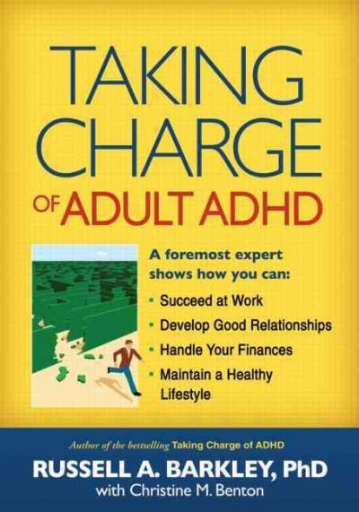 Taking Charge of Adult ADHD (Paperback)