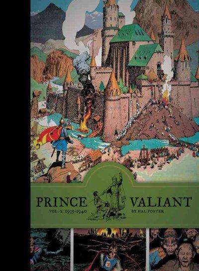 Prince Valiant: 1939-1940 (Hardcover)