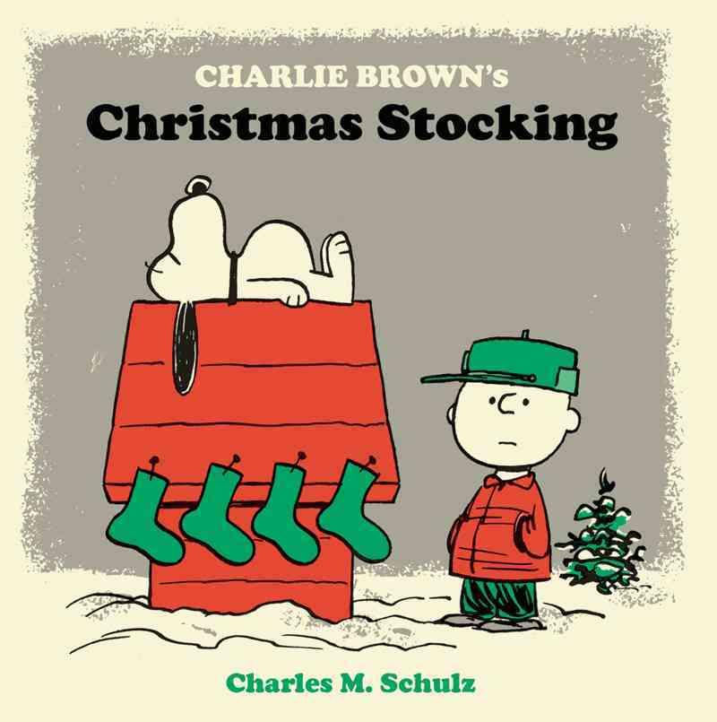 Charlie Brown's Christmas Stocking (Hardcover)