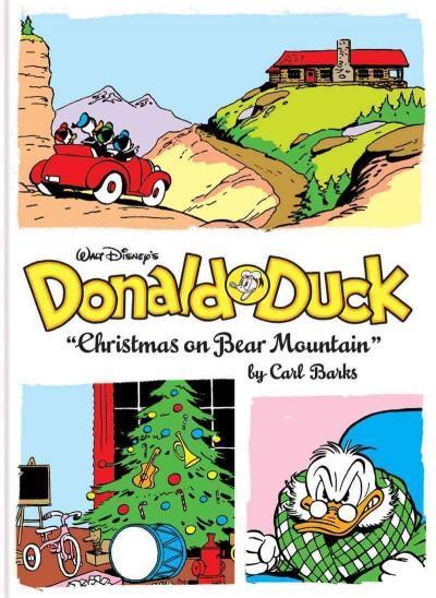 Walt Disney's Donald Duck Christmas on Bear Mountain (Hardcover)