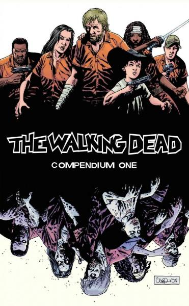 The Walking Dead Compendium 1 (Paperback) - Thumbnail 0