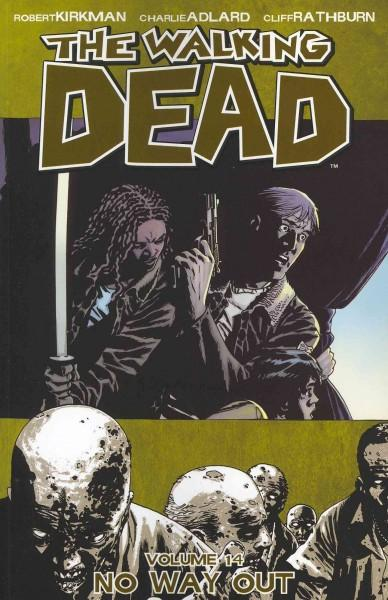 The Walking Dead 14: No Way Out (Paperback) - Thumbnail 0