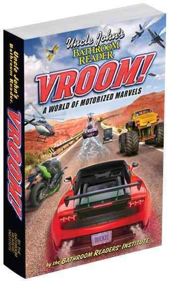 Uncle John's Bathroom Reader Vroom!: A World of Motorized Marvels (Paperback) - Thumbnail 0