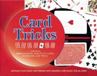Card Tricks Set (Hardcover)