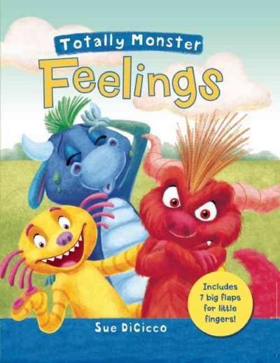 Totally Monster: Feelings (Hardcover)