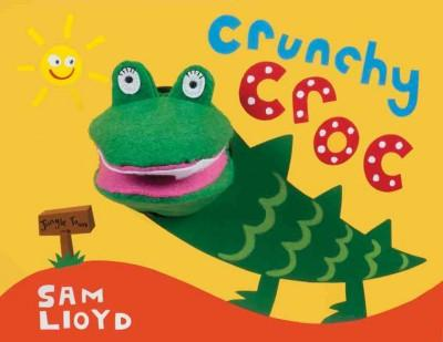 Crunchy Croc (Hardcover)