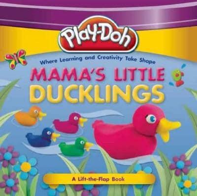 Mama's Little Ducklings (Board book)