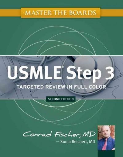Master the Boards USMLE, Step 3 (Paperback)