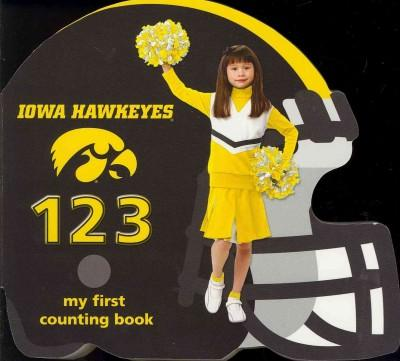 Iowa Hawkeyes 123 (Board book)