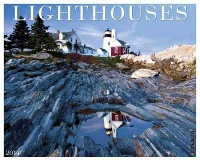 Lighthouses 2014 Calendar (Calendar)