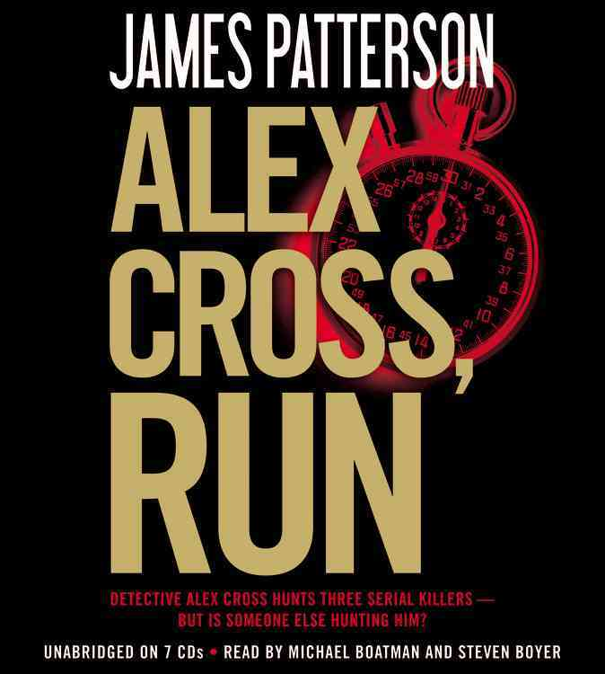 Alex Cross, Run (CD-Audio)