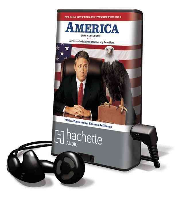 The Daily Show With Jon Stewart Presents America:A Citizen's Guide to De...(AbrID,ENUMIDged - Pre-recorded digital audio player)