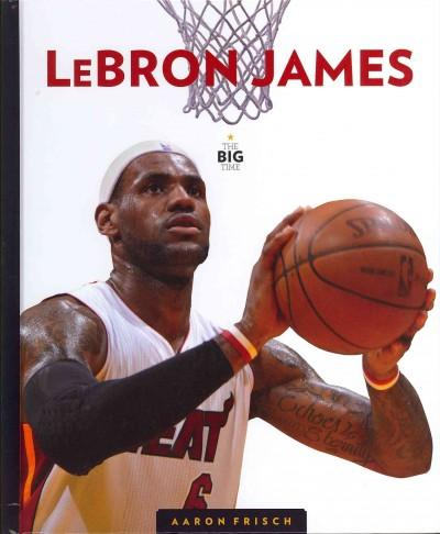 Lebron James (Hardcover) - Thumbnail 0