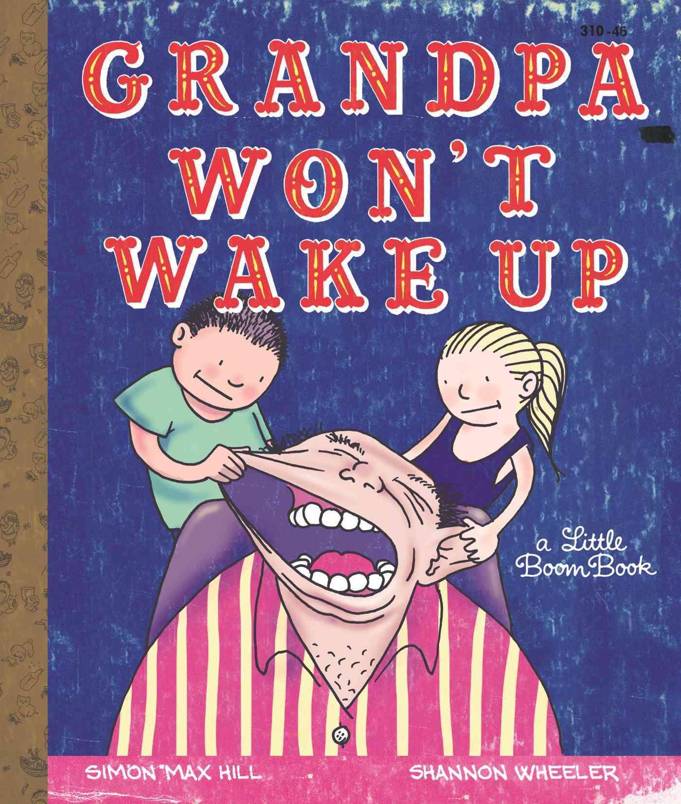 Grandpa Won't Wake Up (Hardcover)