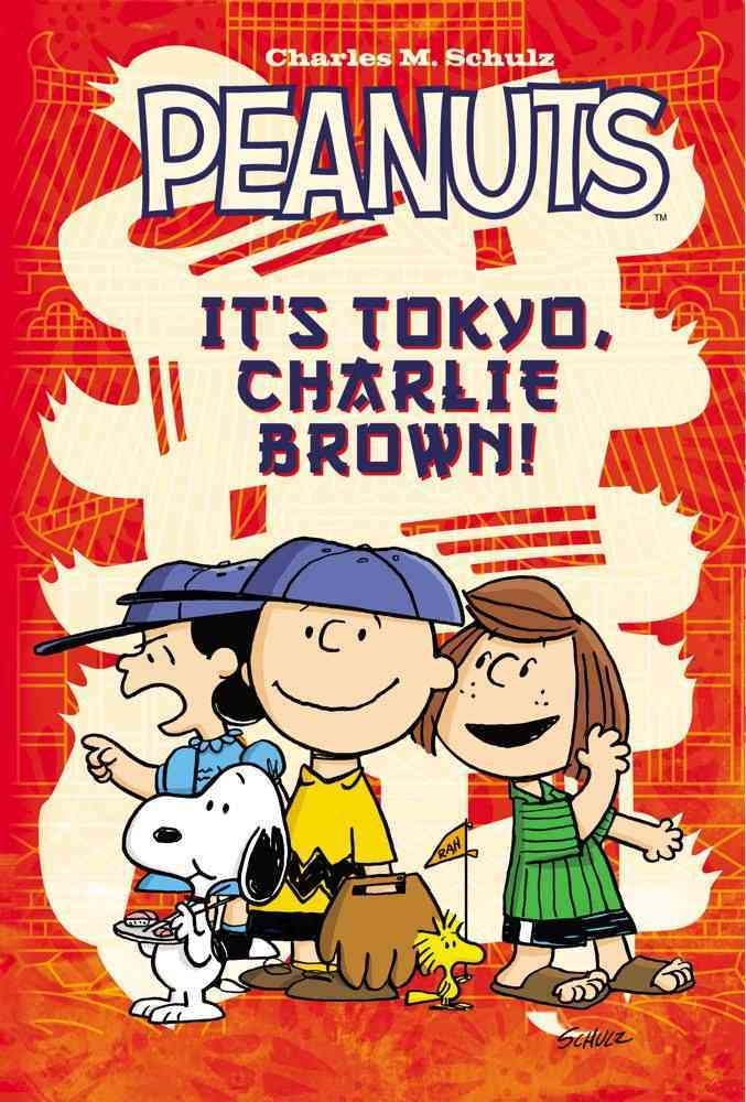 It's Tokyo, Charlie Brown (Paperback) - Thumbnail 0