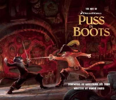 The Art of Puss in Boots (Hardcover)