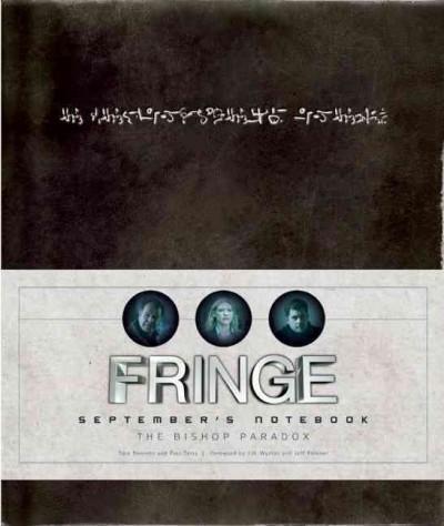 Fringe: September's Notebook (Hardcover)