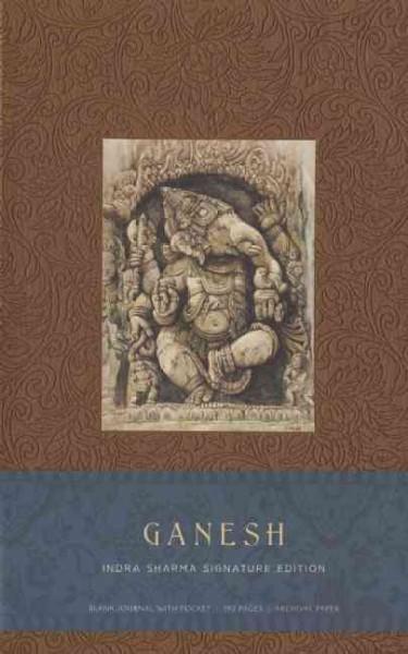 Ganesh Blank Journal (Large) (Notebook / blank book)