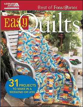 Easy Quilts (Paperback)