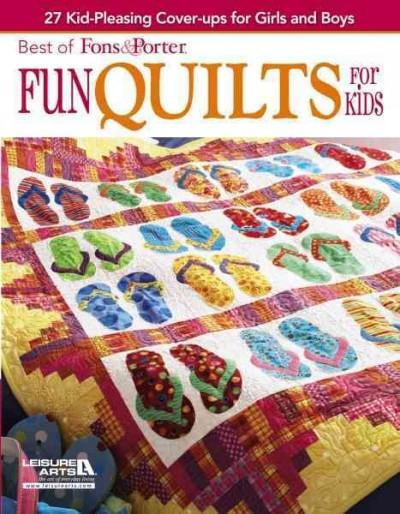 Fun Quilts for Kids (Paperback)