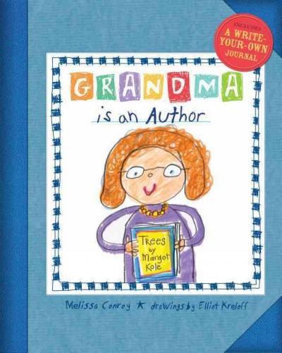 Grandma Is An Author