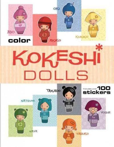 Kokeshi Dolls (Paperback)