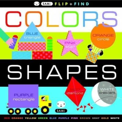 Colors / Shapes (Hardcover)