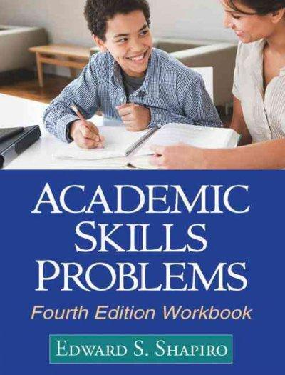 Academic Skills Problems (Paperback)