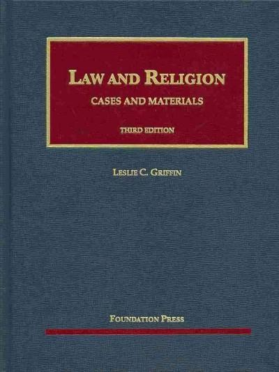 Law and Religion: Cases and Materials (Hardcover)